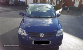 VW FOX One lady owner, service history, 42k mileage