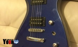 Cruiser by Crafter RG600 electric guitar
